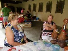 Malý řemeslný trh Blatná - září 2016
