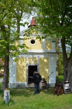 Kaple ve Střížovicích - 8.5.2017