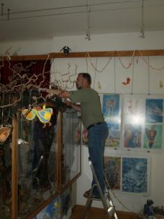 """Výstava """"Všechno lítá, co peří má"""" 2010"""