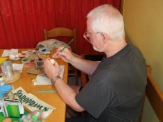 Klub šikovných rukou - kraslice 2012