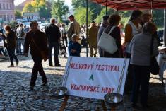 Venkovské hody na Blatensku 30.9.2017